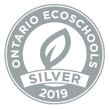 Silver EcoSchools Certification